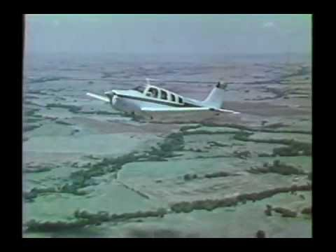 Stalling for Safety - FAA video Private/Instrument/Commercial Pilot training 1976