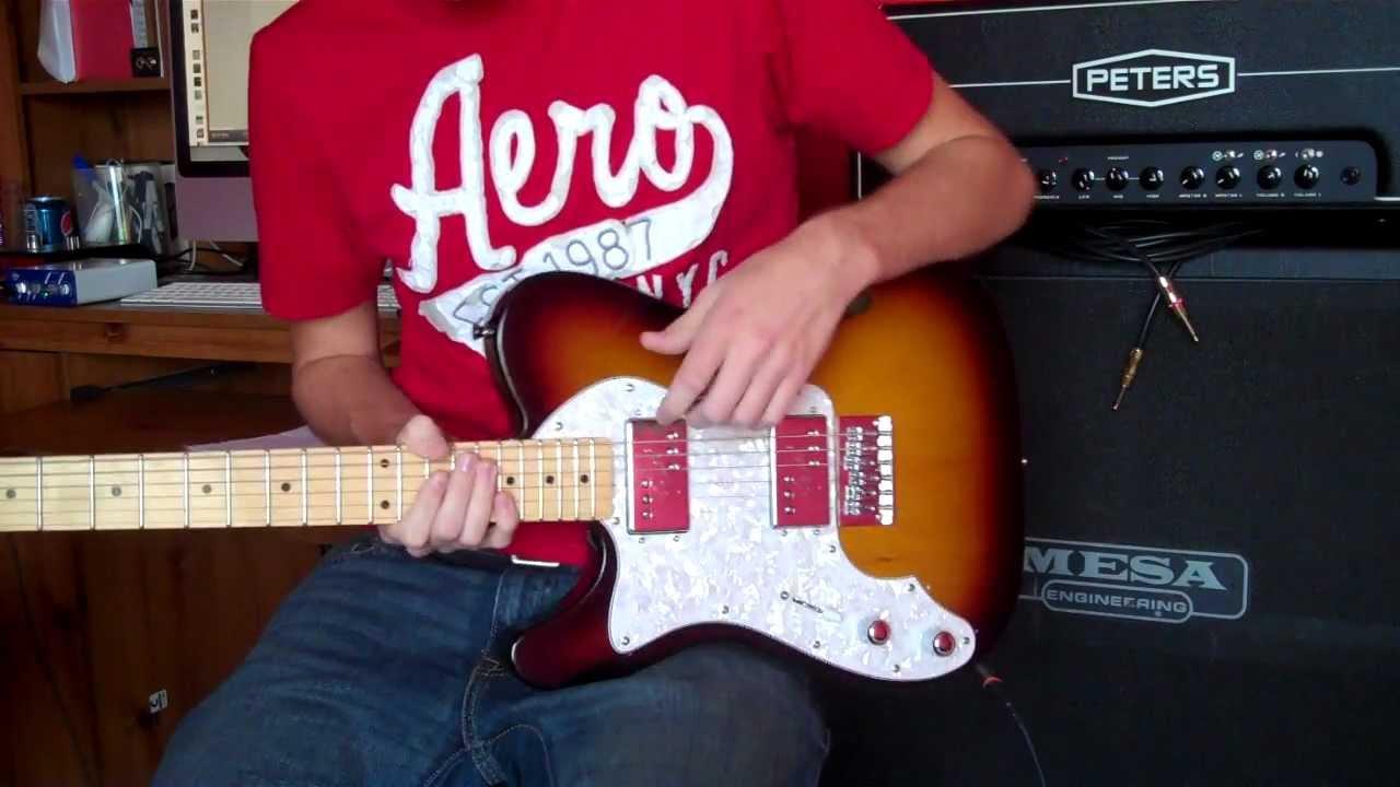 Jesus Culture Rooftops Guitar Tutorial Youtube