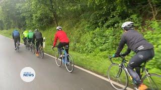 Ahmadiyya Germany Cycle Tour 2021   Day 4