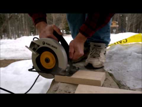 Replace broken Firebrick in Wood Stove