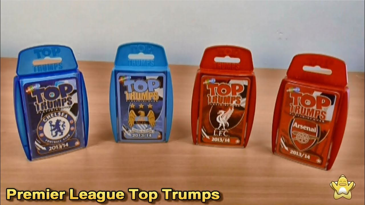 how to play top trumps