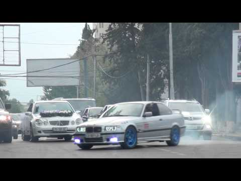 Marneuli wedding drift