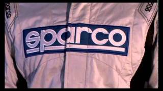 New Sparco Ergo suit