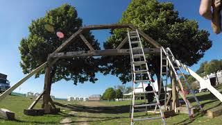 Oktoberfest Vermont 2015 Arch Timelapse