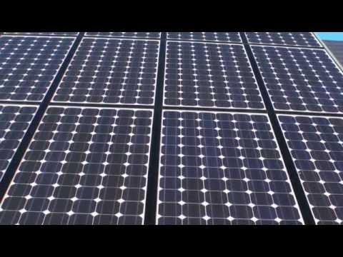 Solar energy - Parc photovoltaique