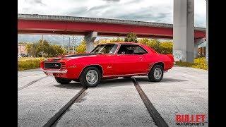 "NO RESERVE 1969 Chevrolet Camaro SS ""x22"" Test Drive! [HD] - Bullet Motorsports Inc"