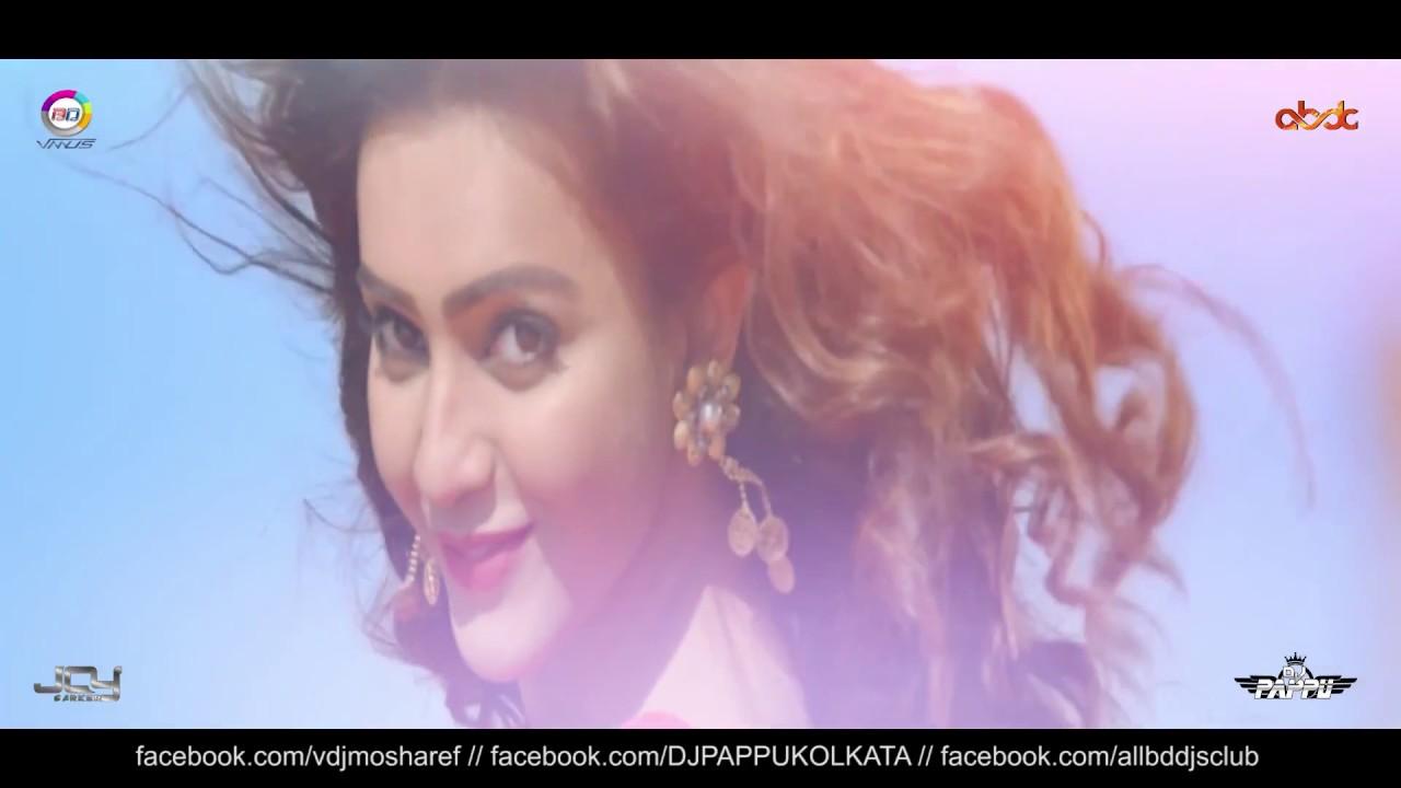 Tomake Chai | Tropical Mix | Bonny | Koushani | Arijit Singh | Joy Sarker | DJ Pappu | VDJ MOsharef