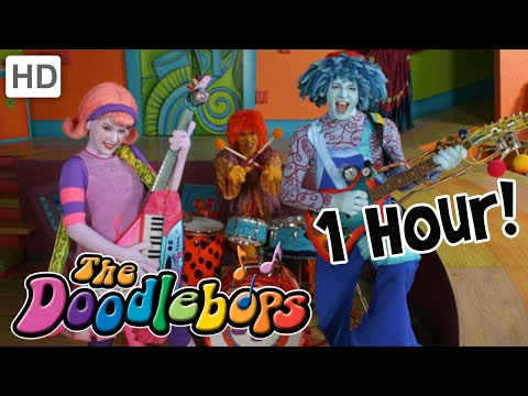 The Doodlebops: Full Episode Marathon!