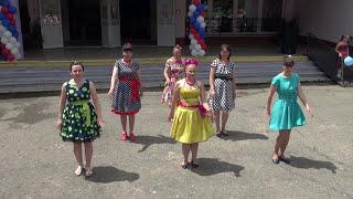 Мамы выпускников детского сада №134