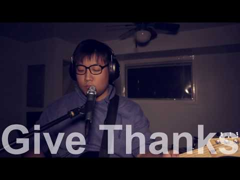 Give Thanks [Cover] - Sam Ock