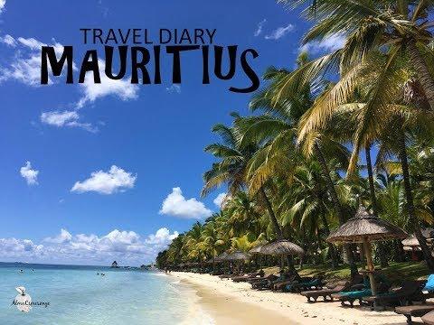 My vegan travel diary from Mauritius