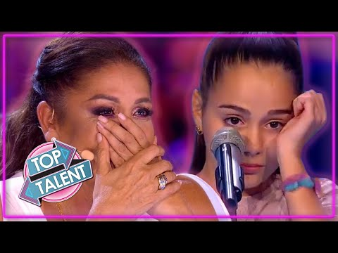 BEST AUDITIONS On Idols Kids Spain 2020! | Top Talent