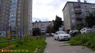 Школа  26 Йошкар-Ола на велосипеде