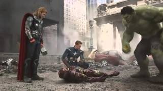 The Avengers [Cover by Iron Man 3 Movie Trailer Background Music]