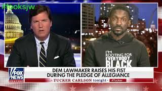 Ex-Black Lives Matter member turned lawmaker stirs trouble