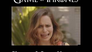 Game Of Thrones Bloopers and Funny moments