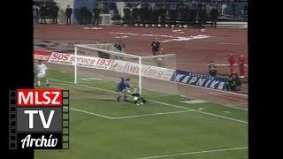 Görögország-Magyarország | 0-0 | 1992. 11. 11 | MLSZ TV Archív