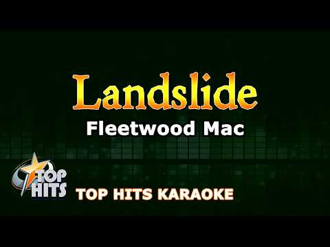 Landslide - Fleetwood Mac - Tophits karaoke