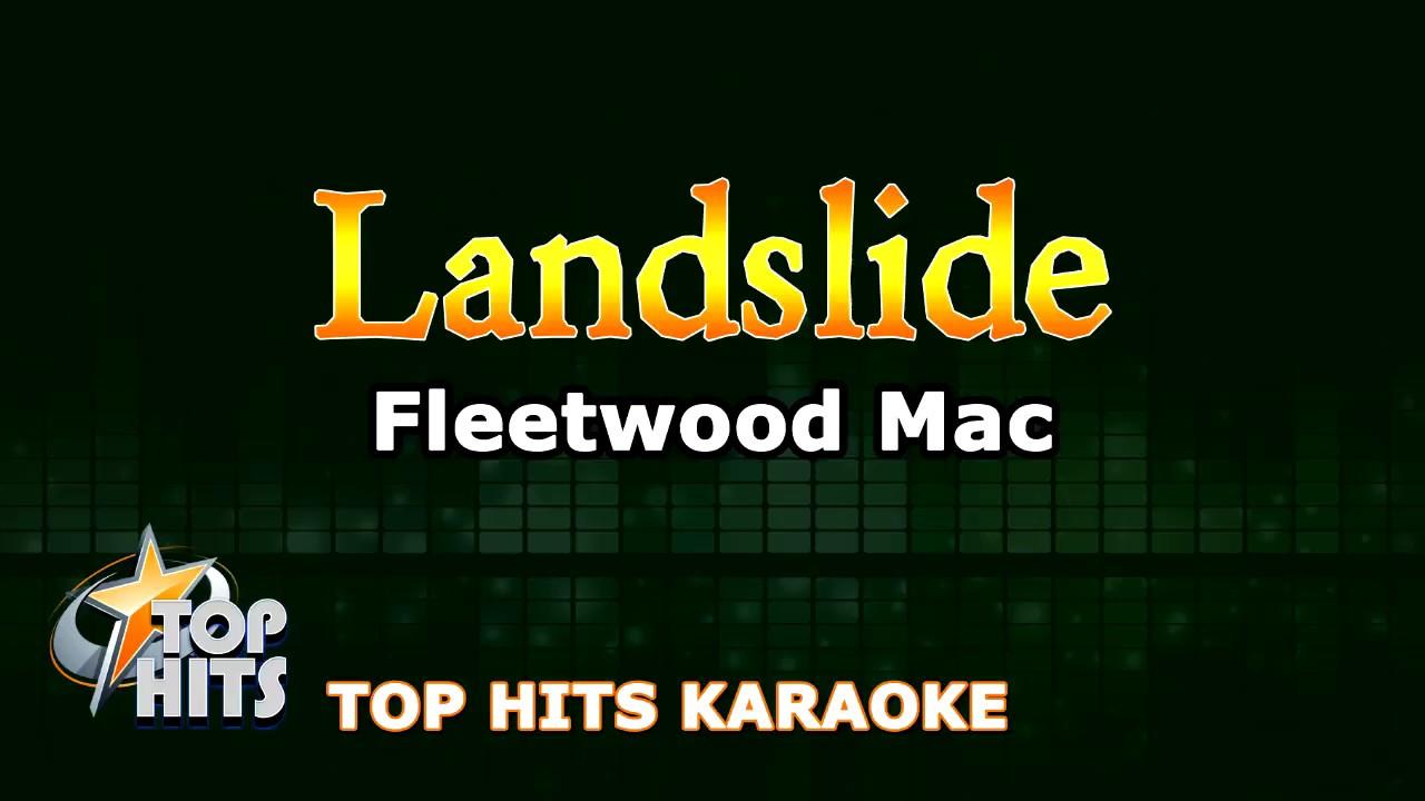 Landslide by Fleetwood Mac - Songfacts