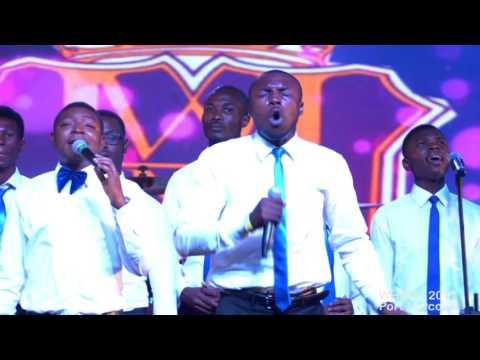 Royal Male Choir Ministering