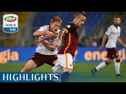 Roma - Torino - 3-2 - Highlights - Matchday 34 - Serie A TIM 2015/16