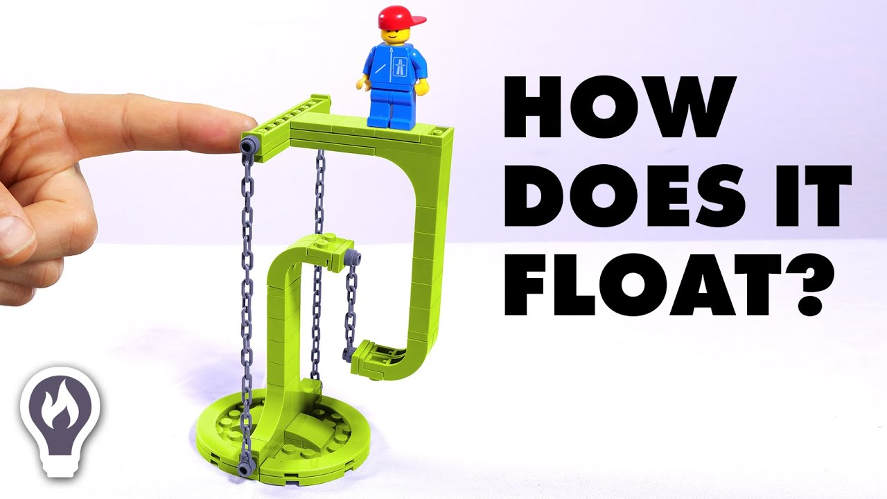 Why (and How) does it float?