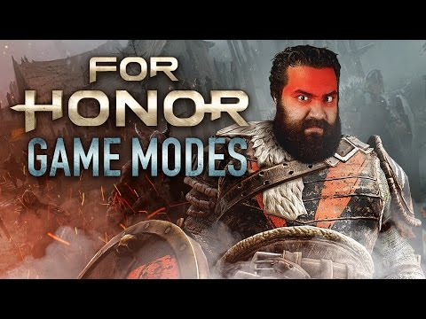 For Honor Tips: Game Modes Explained | The Completionist