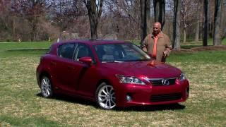 Lexus CT 200h 2011 Videos