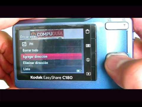 EASYSHARE C180 DRIVER PC