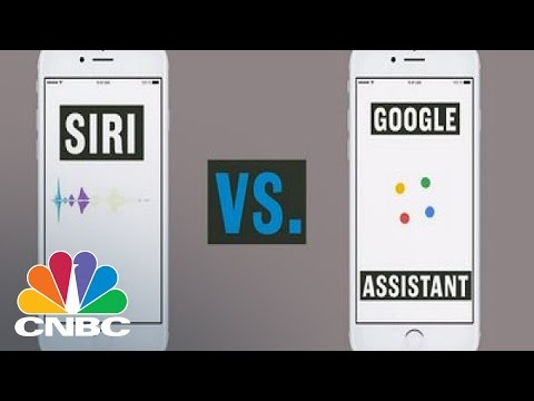 Thumbnail: How Google Assistant Stacks Up Against Apple's Siri | CNBC