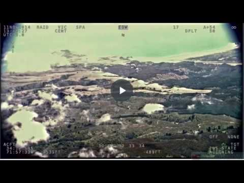 Chilean Navy Release Nine Minute UFO Helicopter Chase Video