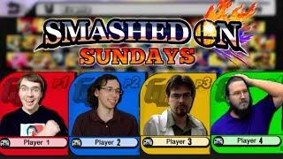 Smashed on Sundays #2