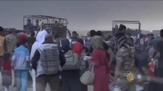 بدء الانتقام من المدنيين على هامش الموصل