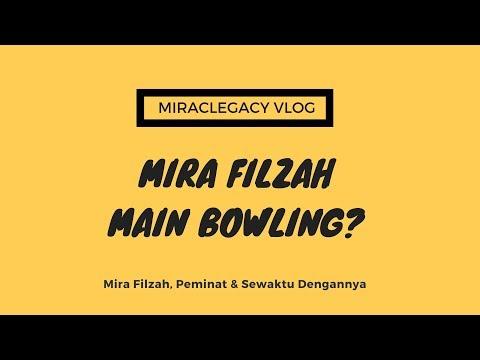 Mira Filzah Main Bowling? | Miraclegacy Vlog 4
