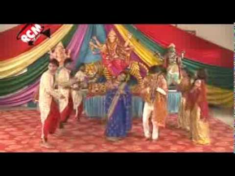 HD 2015 New Bhojpuri Devi Bhajan    Babhana Se Newta Pethbani    Abhishek Lal