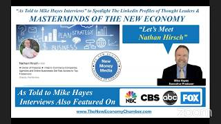 MyDigital Networking inThe New Economy The Art of The Interview Webinar