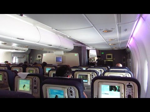 TRIP REPORT | AIR FRANCE A380 | Los Angeles to Paris - Economy Class Experience [Full HD]