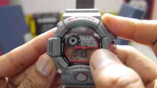 G-Shock Screen Check Multiband 6 Atomic Timekeeping Simulation With JJY Simulator