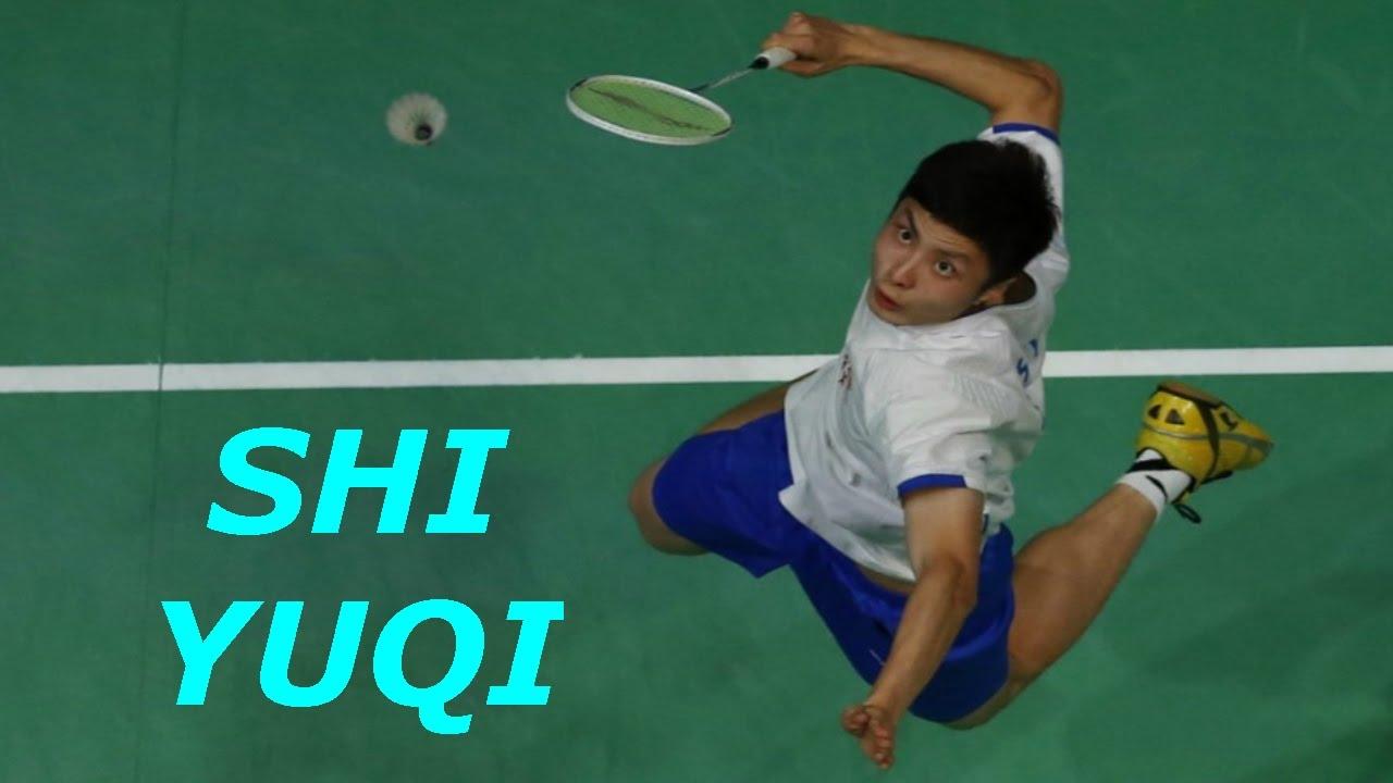 Badminton] Shi Yuqi Rising