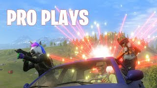 *H1Z1 BATTLE ROYALE* Could this Game Compete with Fortnite? (PS4 Pro Gameplay)