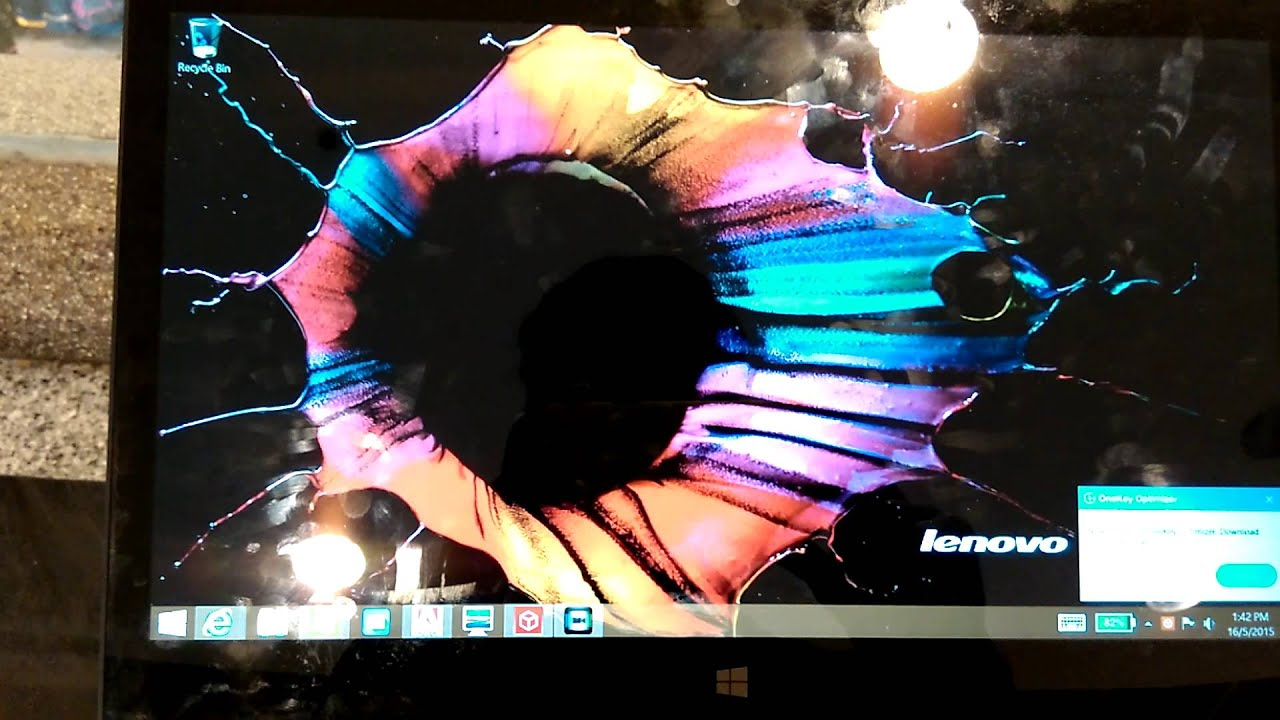 lenovo yoga 3 14 ghost touch problem