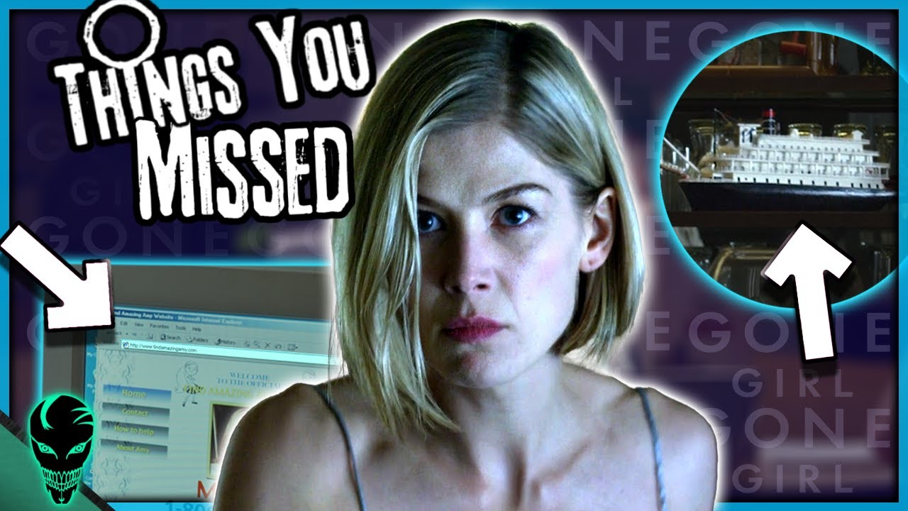 Download 50 Things You Missed™ In Gone Girl (2014)