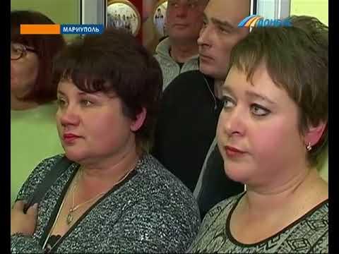 Телеканал Донбасс: Выставка посвященная деятельности Гуманитарного Штаба Рината Ахметова открылась в Мариуполе