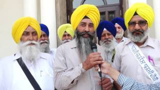 1Dharmi Fauji Murder o Parcharak Bhupinder Singh Dhadrianwale Assassination Attempt
