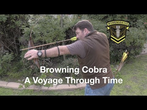 Browning Cobra Recurve Bow - A Voyage Through Time