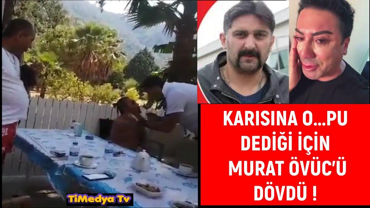 Murat övüc dayak yedi ! şokkk olay #Timedyatv