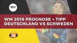 WM 2018: Deutschland - Schweden | Meine Aufstellung + Tipp