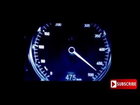Bugatti Chiron Top Speed 500 Kh