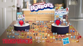Transformers - 'BotBots Toys' Official TV Commercial