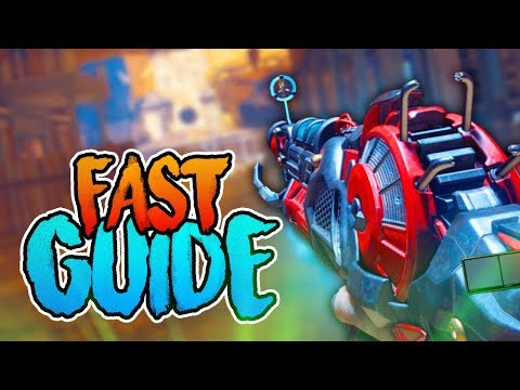 HOW TO GET THE RAY GUN MARK 2 IN BLACKOUT! - (Black Ops 4 Tutorial)